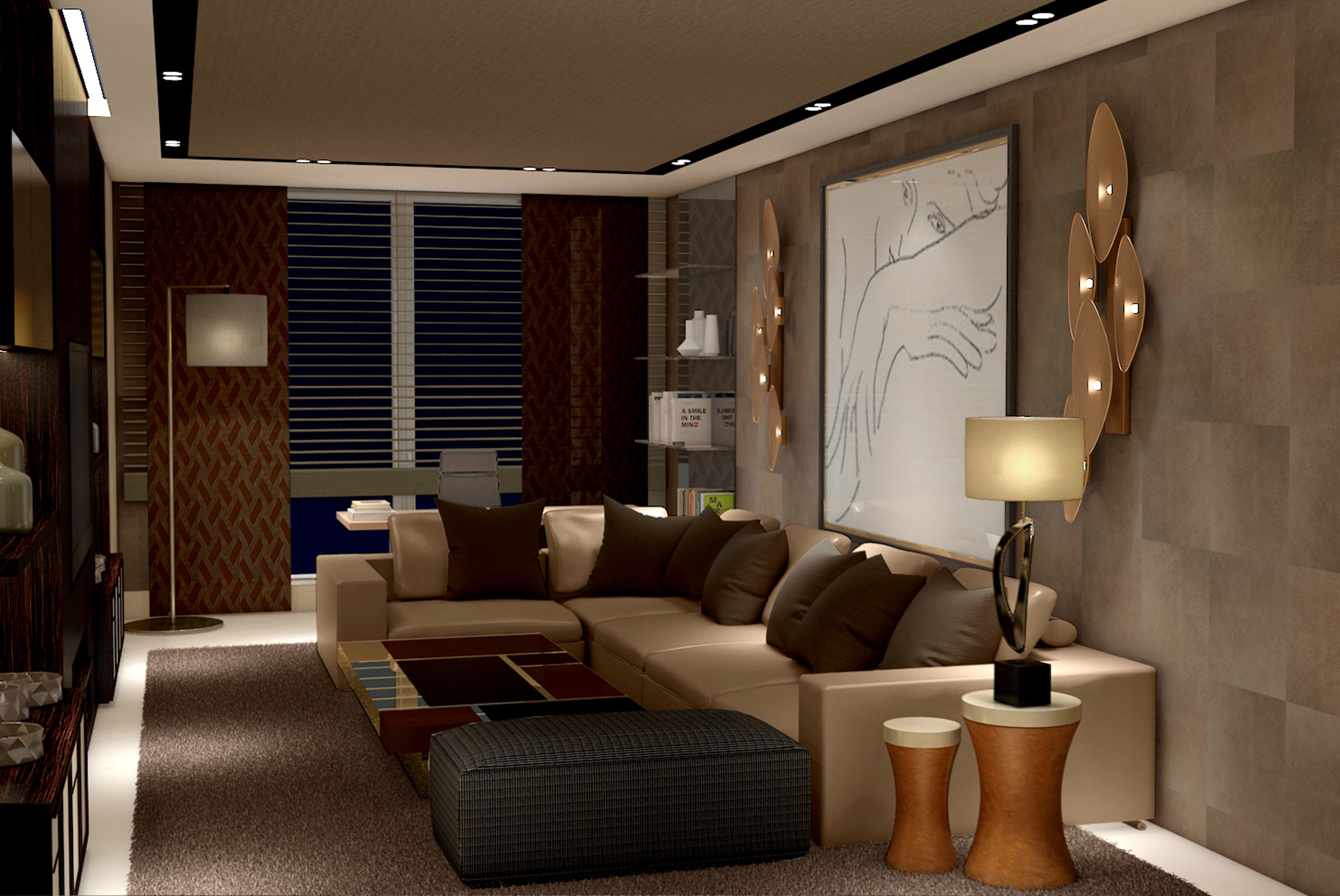 Vivienda Unifamiliar Paseo De Los Lagos 1 La Finca Viana Design # Muebles Viana Salas